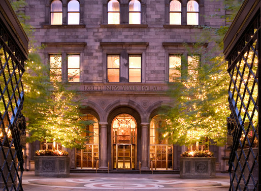 Featured Experience: The Lotte New York Palace & The New York Sales