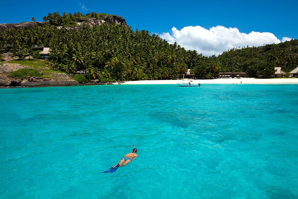 The Seychelles