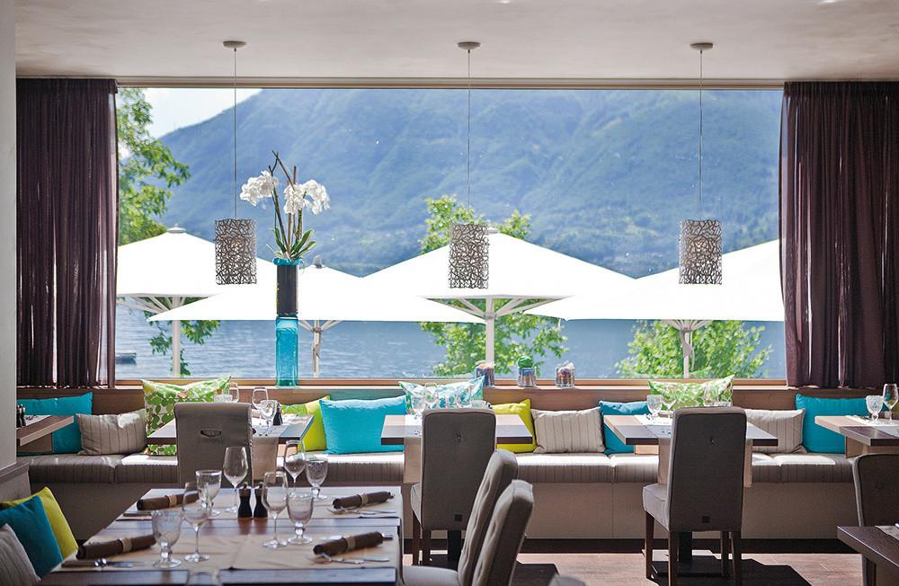 Hotel Giardino Lago, Locarno, Switzerland