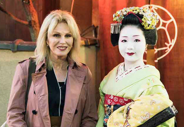 Joanna Lumley's Japan (Picture credit: ITV.com)