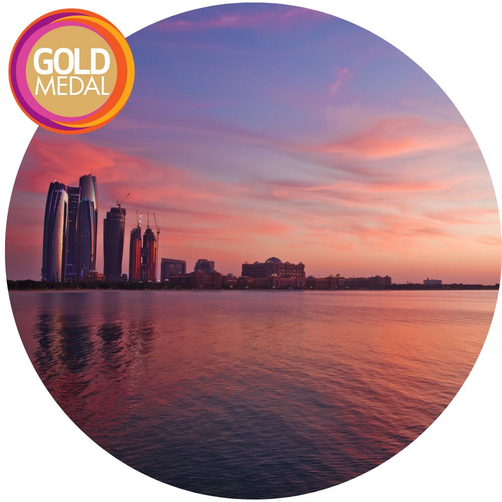 Abu Dhabi summer 2020