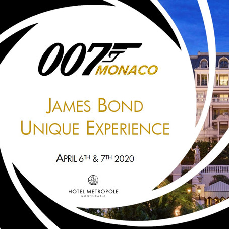 Special Offer: James Bond Unique Experience in Monaco