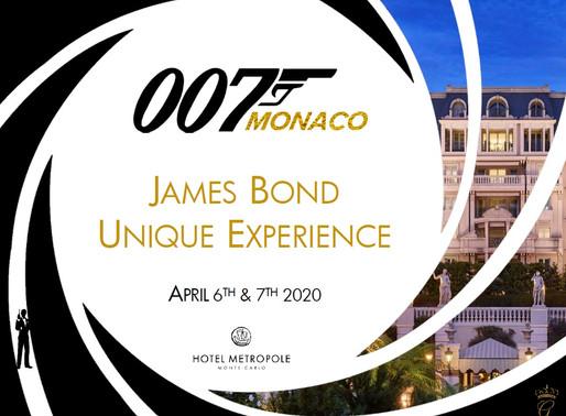 Special Offer: James Bond Unique Experience in Monaco