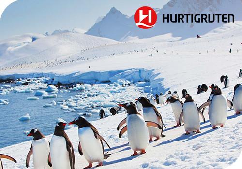 Adventure to Antarctica