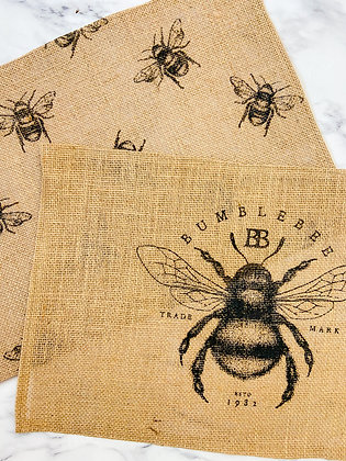 Bumble Bee Placemat