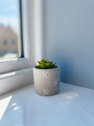Mini Bee Planter