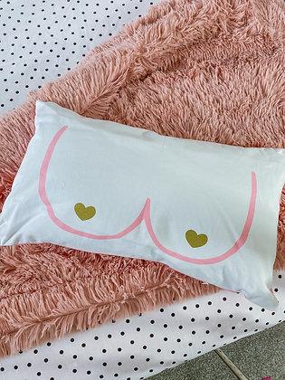 Boobie Cushion - Breast Cancer Support UK