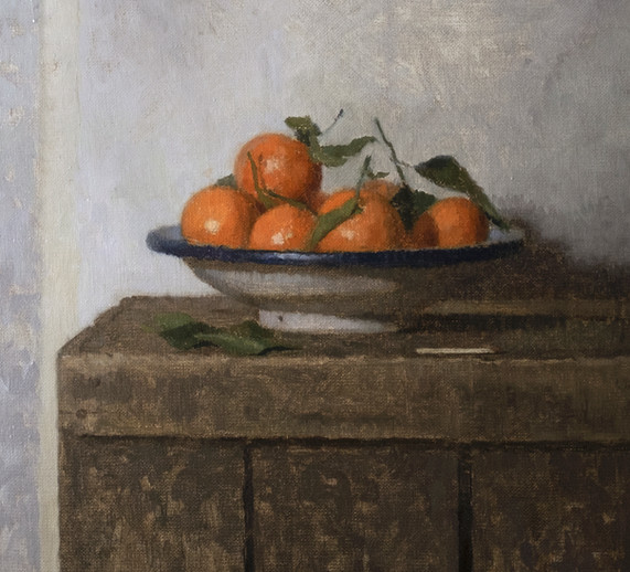 Clementines in Moroccan Bowl