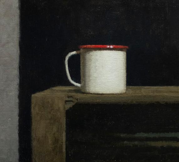Enamel Cup III