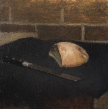 Bread and knife II