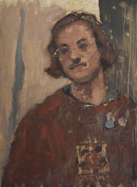 Portrait of Cassius
