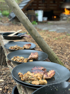 bosproeverij hert ree biefstuk diner proeverij veluwe