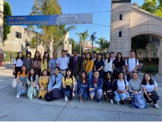 China Capital Normal University Student Internship Program Hosted by USCEC in California 中国首都师范大学赴美国