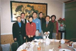 欢迎国家体育总局副局长于再清访问USCEC。 Mr. YU Zaiqing, Deputy Secretary General of China State Sports General Administration & USCEC Leadership