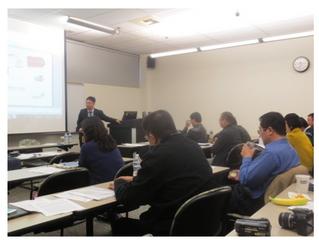 "Beijing SASAC ""Team Building of Enterprise Technology Innovation"" Training Delegation Successfully v"