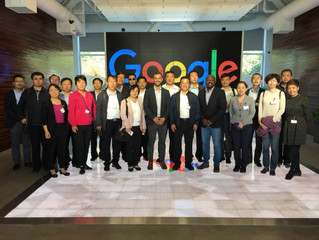 Beijing Municipal Organization Department Delegation Visited Silicon Valley & Boston to for