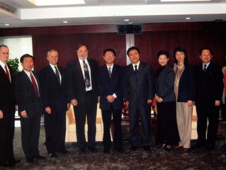 USCEC and San Jose State University Delegation Jointly Visited China Executive Leadership Academy Pu