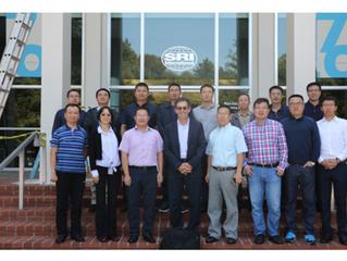 CRRC Sifang Qingdao Corporate Management Training 中国中车集团青岛四方公司赴美培训团项目圆满结束