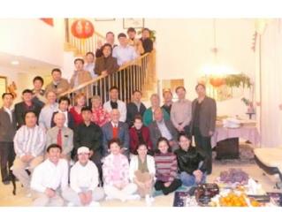 Guizhou Delegation Celebrates Chinese New Year with USCEC 中国贵州省赴美国培训班新春除夕联欢晚会