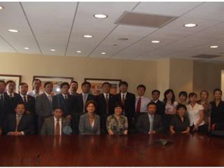 SASAC US Training Report 中国国有资产监督管理委员会赴美培训报告