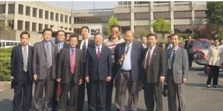 中央国家机关工委贾军副书记率团访美USCEC Hosted Delegation Led by Mr. JIA Jun, Deputy secretary of the Central Government Work Committee of China