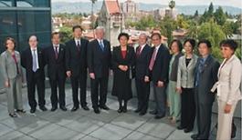 中国国务委员刘延东率团访问美国 USCEC Hosted Mr. LIU Yandong, The State Councillor of China and the Delegation