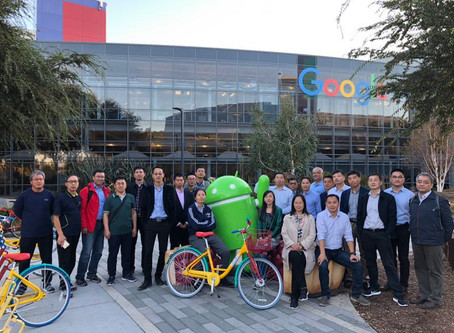 Hunan Province Organization Department Delegation Visited Silicon Valley & Boston to for Innovat