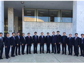 China's State Council Delegation Training Hosted by USCEC 中国国务院应急办公室赴美国培训简报