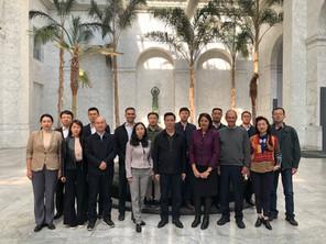 "2018 National Development and Reform Commission of the PRC Credit System Building中国国家发改委""信用体系建设""赴美国培"