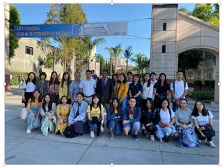China Capital Normal University Teacher Intership Program 2019 中国首都师范大学赴美实习项目简报