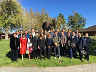 """Chongqing Municipal Commission of Education Visited the U.S. for """"Education Digitization"""""""