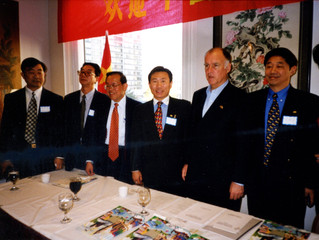 USCEC Enabled City of Oakland and Dalian City, China in forming Partnership in Economy & Trade.