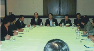 中国科技部马颂德副部长访美 Vice Minister of China Ministry of Science and Technology Visited the U.S.