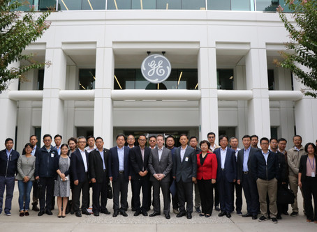 SASAC Delegation Completes another Rewarding Training Program organized by USCEC 第六期国资委中央企业中青年高级管理人员
