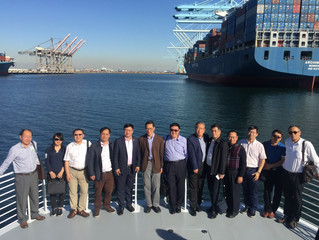 """China Ministry of Transportation """"Port Pollution Prevention Technology and Practice"""" Training Progra"""