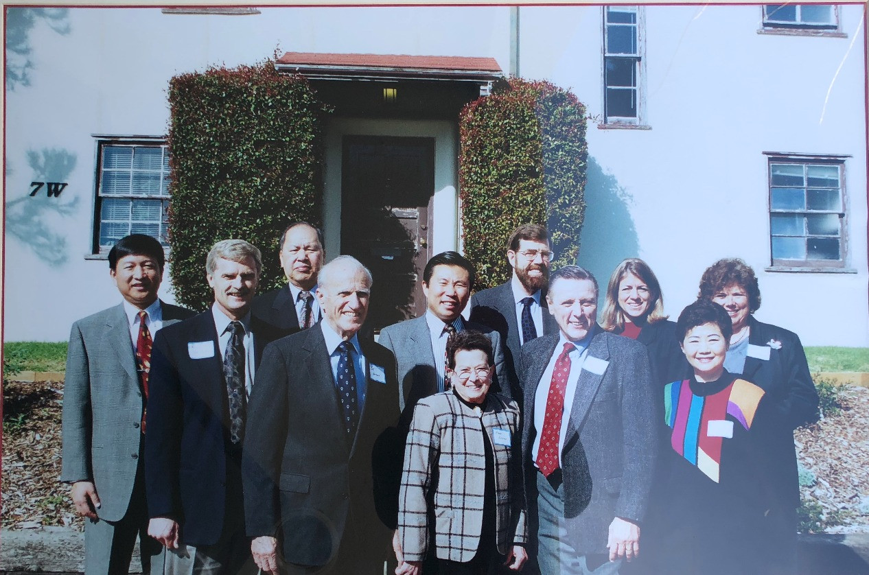 The 8th Annual Board Meeting of USCEC