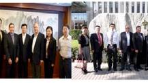 USCEC & US Education Delegation Visit China 2009 年美中交流协会与斯坦福大学联合代表团访问中国