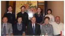 San Jose State University Leadership Visited China 美国加州圣何塞州立大学校领导访问中国