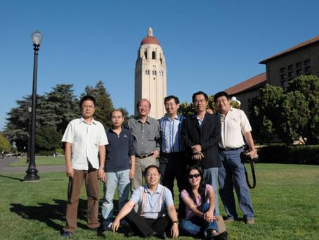 China's First Delegation on Open Source Software Technology Visits the U.S. 中国首批开源软件技术师资培训班赴美国培训