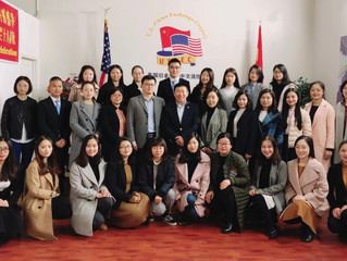 Capital Normal University Students Learn How Teachers Teach in the Bay Area 中国首都师范大学毕业生赴美实习项目1