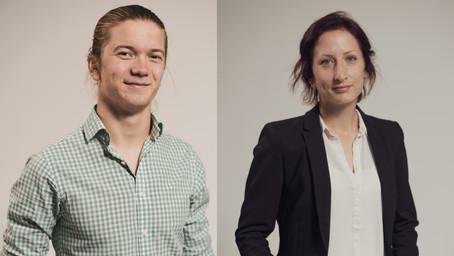 Kandidatpresentation: Emelie Holmström & Linus Höglund