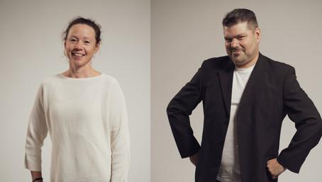 Kandidatpresentation: Sofie Roxbäck & Antti Taivassalo
