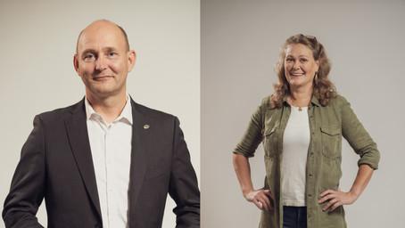 Kandidatpresentation: Gard Larpes & Ann-Lis Biström