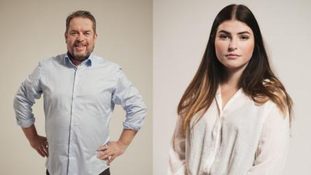 Kandidatpresentation: Ola Sundberg & Frida Nordlund