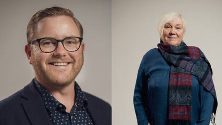 Kandidatpresentation: Alfons Röblom & Susanne Vävare