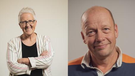 Kandidatpresentation: Annette Bergbo & Dan Jansén