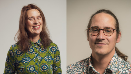 Kandidatpresentation: Caroline Pipping & Joel Lindholm