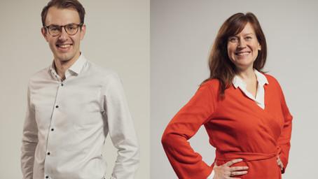 Kandidatpresentation: Simon Holmström & Therese Karlsson