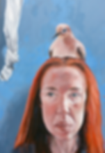 Painting Portrait Figurative Painting