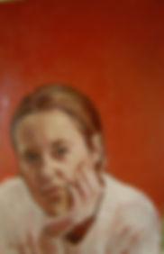 Portrait Commission OIl painting Contemporary portrait